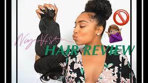nayavista hair exposed read comments