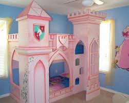 Princess Bed Blueprints Princess Bedrooms For Girls