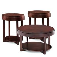 leick coffee table oval chocolate cherry condo apartment coffee table two end tables 3 pack leick furniture mission 2 drawer coffee table medium oak