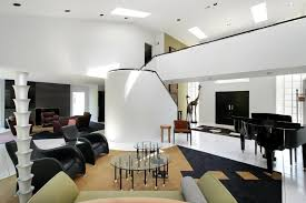 living rooms with black furniture. 48-living-room-pillar-styles-modern Living Rooms With Black Furniture