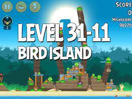 Angry Birds Bird Island Level 31-11 Walkthrough