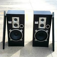 vintage pioneer speakers. vintage pioneer cs b5000 3 way 120 watt floor stereo speakers