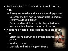 the atlantic revolutions and their echoes  napoleon s army 33 • positive effects of the an revolution