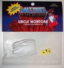 uncle montork custom conversion kit