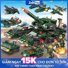 Báo giá Lego giá rẻ cực đẹp, Lego Xe Tăng, Lego xe, Lego Robot - SUKASHOP  chỉ 81.100₫