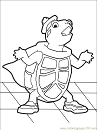 Small Picture Wonder Pets 014 12 Coloring Page Free The Wonder Pets Coloring