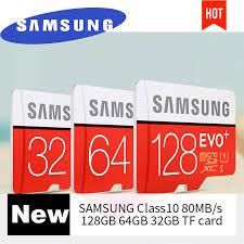 samsung 128gb micro sd. samsung micro sd card 128gb 256gb memory evo plus 64gb 16gb 64g class10 tf samsung 128gb sd