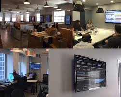 office wall boards. Bring Your Office Walls To Life With Live Dashboards. Klipfolio Wallboards Wall Boards M
