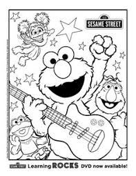 Small Picture Elmo Coloring Pages Printable Free Digital Stamps Coloring