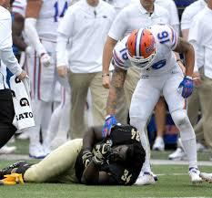 Florida football vs Vanderbilt ...