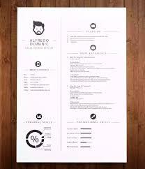 Really Minimalist CV