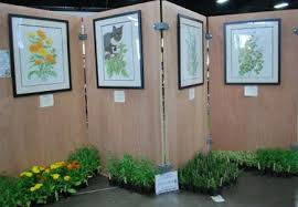 Free Standing Display Boards For Trade Shows Museums Nonwarping patented honeycomb panels and door cores 60