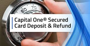 Capital one secured credit card security deposit. 3 Facts About The Secured Mastercard From Capital One Deposit Refund