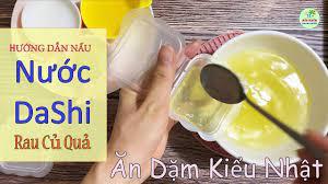 Cách nấu nước Dashi từ rau củ quả đơn giản - Ăn Dặm Kiểu Nhật cho bé từ 5,6  tháng | Trang hướng dẫn cách chế biến các món ăn ngon tại