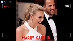 نجم اليوم هو: الأمـير هـــاري كين وزوجته كاتي كانيكس - YouTube