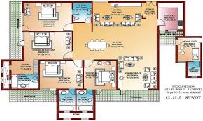 14 Harmonious 1 Story 4 Bedroom House Plans New At Trend 576 Best Small 4 Bedroom House Plans