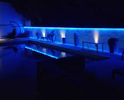 flexfire leds accent lighting bedroom. Blue Outdoor Poolside Accent Lighting Flexfire Leds Bedroom L