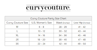 Curvy Couture Exotic Floral Embroidery Tanga