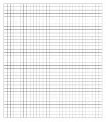 Blank 0 Cm Graph Paper Template Word Free Excel Format Download Grid