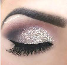 fashion silver glitter eye makeup amazing 10 creative pretty page 5 of trends 18 picture silver glitter eye makeup