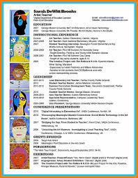 Art Education Resume Front Desk Resume Sample
