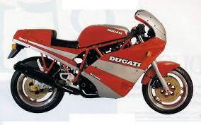 ducati 750 sport 1989 90