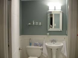 paint color for small bathroomLovely Bathroom Paint Ideas For Small Bathrooms 43 Regarding