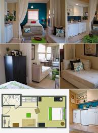 Small Picture 61 best Studio Apartment Layout Design Ideas images on Pinterest