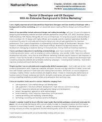 ui developer resumeexperienced web developer resume pdf