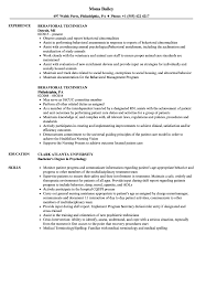 Behavioral Technician Resume Behavioral Technician Resume Samples Velvet Jobs 1