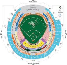 Seats Rogers Centre Online Charts Collection