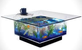 Attractive Coffee Table Aquarium