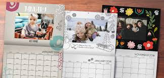 Photo Calendars Desktop Calendars Wall Calendars Custom Calendars ...