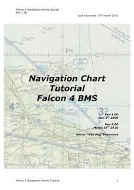 How To Read Navigation Charts Navigation Chart Tutorial Falcon 4 Bms