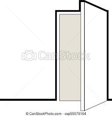 open front door csp55079164