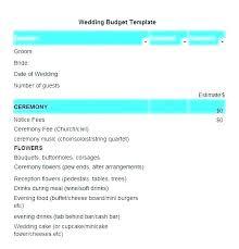 Blank Wedding Planning Checklist Wedding Planner Excel Spreadsheet Free Blank Wedding Planning