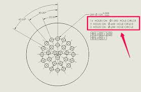 Circular Pattern Solidworks Inspiration Advanced Notes In SolidWorks Drawings Pattern Instance