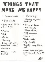 things that make me happy by mazzyhowell on things that make me happy by mazzyhowell