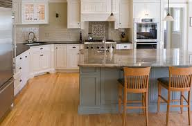 Straight From The Experts Should You Paint Or Stain Your Cabinets