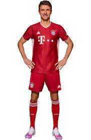 Thomas Müller: Perfil y noticias del jugador - FC Bayern