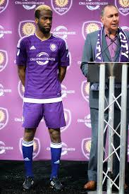 City Club's Unveiling Shots Jersey The From Of Mls Orlando Soccer Royal 12
