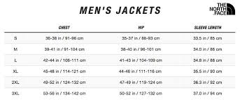 The North Face Size Chart Cm The North Face Mens Apex Bionic 2 Vest