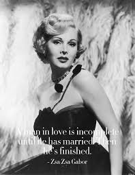 Zsa Zsa Gabor Quotes Inspiration 48 Life Lessons From The OG Queen Of Glamour Zsa Zsa Gabor