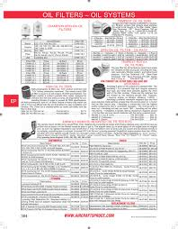 Kn Oil Filter Chart Page 384 Champion Spin On Oilfilters K N Oil Filters