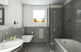 grey and white small bathroom. bathroom design ideas, ceramic grey bathrooms designs motive wall black stainless steel simple sink fixtures and white small