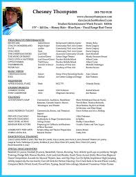 Acting Resume Builder Hitecauto Us 8 Templates Badak 3 Actors 16 ...