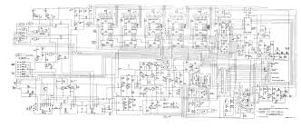 figure 9 4 main board assembly, schematic diagram schematic diagram meaning main board assembly, schematic diagram