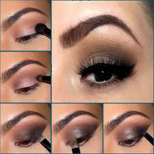 smokey eyes makeup tutorial for beginners let s style