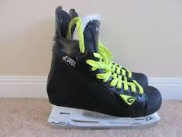 Details About Size 5r Youth Graf G135s Supra Hockey Skates Very Good