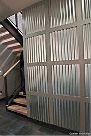 corrugated metal wall corrugated metal for interior walls corrugated metal wall panels menards